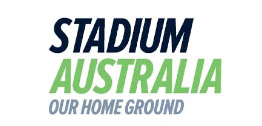 Stadium Australia Logo