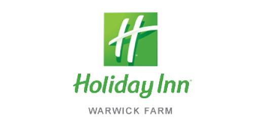 Holiday Inn Warwick Farm Logo