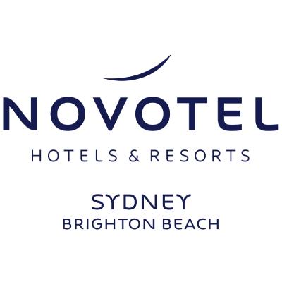 Novotel Sydney Brighton Beach Logo