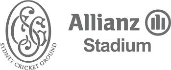 Sydney Cricket Ground & Allianz Stadium Logo